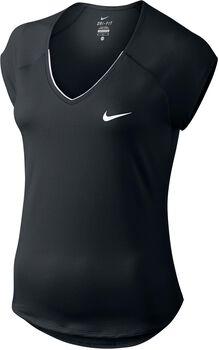 Nike Pure shirt Dames Zwart