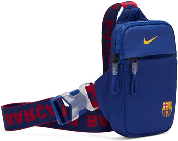 Nike FC Barcelona Stadium schoudertas Blauw