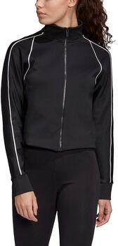 ADIDAS Style trainingsjack Dames Zwart