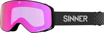 Sinner Olympia + skibril Zwart