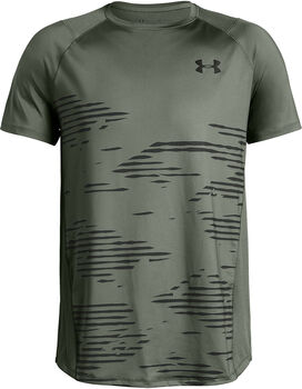 Under Armour Camo MK1 shirt Heren Groen