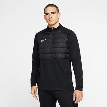 Nike Dry Academy Drill shirt Heren Zwart