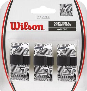 Wilson Dazzle overgrip Zwart