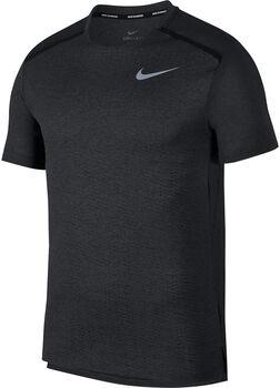 Nike Miler Dri-FIT hardloopshirt Heren Zwart