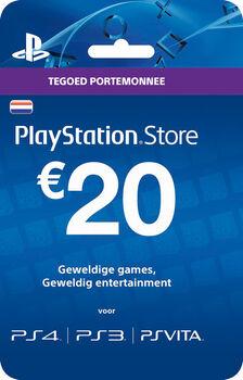 Puma Playstation card t.w.v. 20,- Neutraal