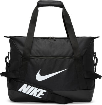 Nike Academy Team Soccer Duffl tas Zwart