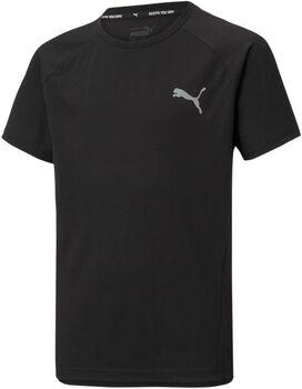 Puma Evostripe shirt Jongens Zwart