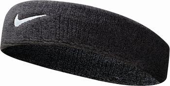 Nike Swoosh hoofdband Zwart