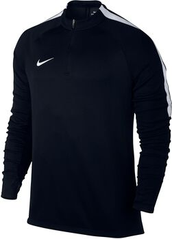 Nike Drill shirt Heren Zwart