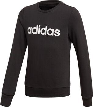 adidas Linear kids sweater Jongens Zwart