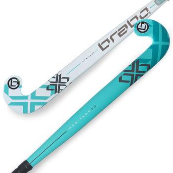 Brabo Heritage 30 hockeystick Dames Blauw