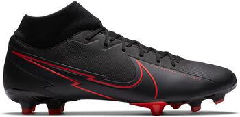 Nike Superfly 7 Academy FG/MG voetbalschoenen Heren Zwart