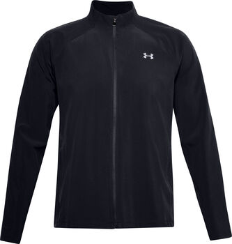 Under Armour Storm Launch 3.0 jack Heren Zwart