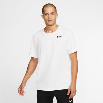 Nike Pro shirt Heren Wit