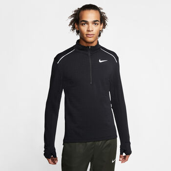 Nike Sphere Element 3.0 longsleeve Heren Zwart