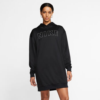 Nike Sportswear Air hoodie Dames Zwart