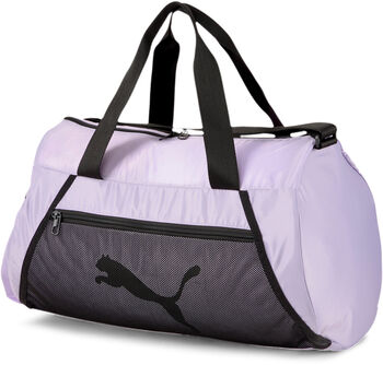 Puma AT ESS Barrel tas Dames Paars
