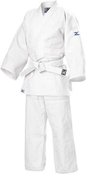 Mizuno Hajime judopak Heren Wit