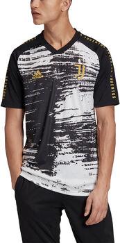 adidas Juventus Pre-Match Voetbalshirt Heren Wit