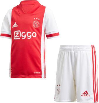 adidas Ajax Amsterdam Mini Thuistenue Jongens Wit
