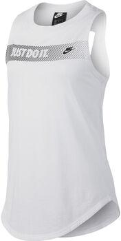 Nike Sportswear shirt Meisjes Wit