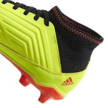 sale retailer 67399 fb51e ADIDAS Predator 18.3 FG jr voetbalschoenen Geel