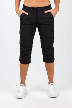 Sjeng Sports Shinee capri broek Dames Zwart