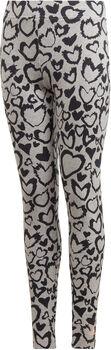 adidas Must Haves Graphic kids legging  Meisjes Grijs