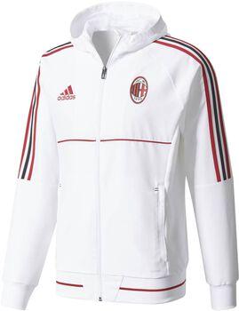 Adidas AC Milan Presentatie Jack 2017-2018 Heren Wit