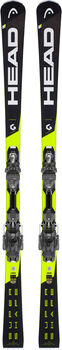 Head Supershape I. Speed ski's Heren Zwart