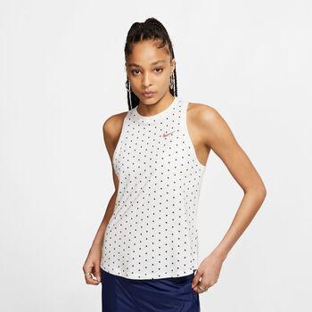 Nike Preseason top Dames Wit