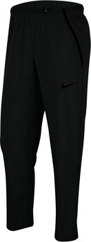 Nike Dri-FIT Woven trainingsbroek Heren Zwart