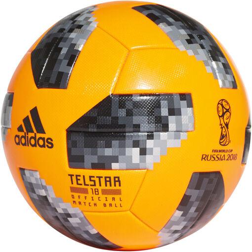 Adidas - FIFA WK Winter voetbal - Unisex - Accessoires - Oranje - 5