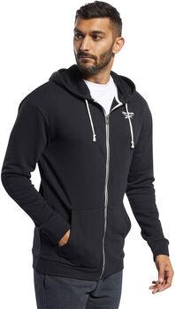 Reebok Training Essentials hoodie Heren Zwart