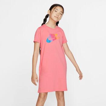 Nike Sportswear Fututa jurk Meisjes Rood