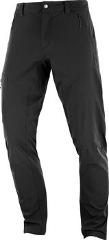 Salomon Wayfarer Tapered broek Heren Zwart