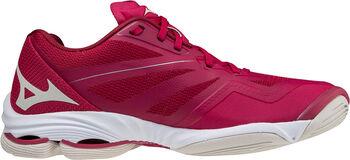 Mizuno Wave Lightning Z6 volleybalschoenen Dames Rood