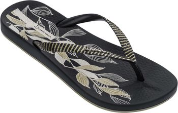 Ipanema Anatomic Nature slippers Dames Zwart