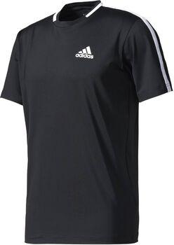 Tretorn Advantage shirt Heren Zwart