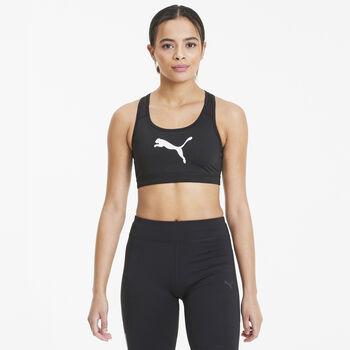 Puma 4Keeps sport bh Dames Zwart