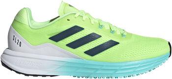 adidas SL20 hardloopschoenen Dames Geel