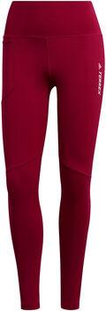 adidas Terrex Multi Primeblue Legging Dames Rood