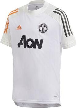 adidas Manchester United Training Shirt Jongens Wit