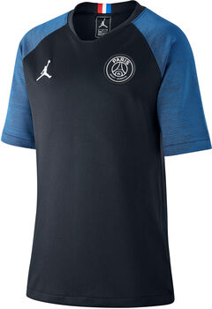 Nike Paris Saint-Germain Breathe Strike kids shirt Zwart