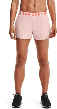 Under Armour Wo Play Up 3.0 short Dames Roze