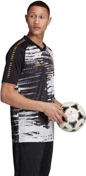 Juventus Pre-Match Voetbalshirt