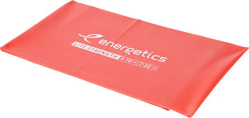 ENERGETICS 175 cm fitnessband Rood