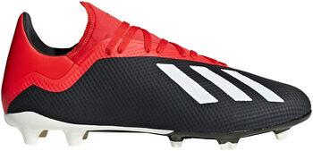 ADIDAS X18.3 FG voetbalschoenen Heren Grijs