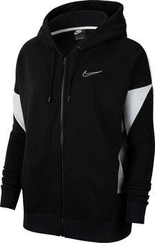 Nike Sportswear Full Zip hoodie Dames Zwart