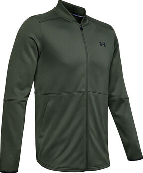 Under Armour MK1 Warmup bombervest Heren Groen